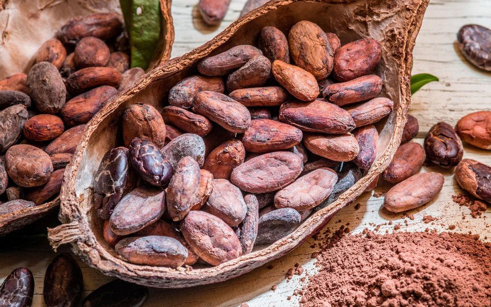 Sôcôla hồng giữ lại được màu tự nhiên và hương thơm trái cây của hạt cacao tự nhiên. Ảnh: Cocoa Prom